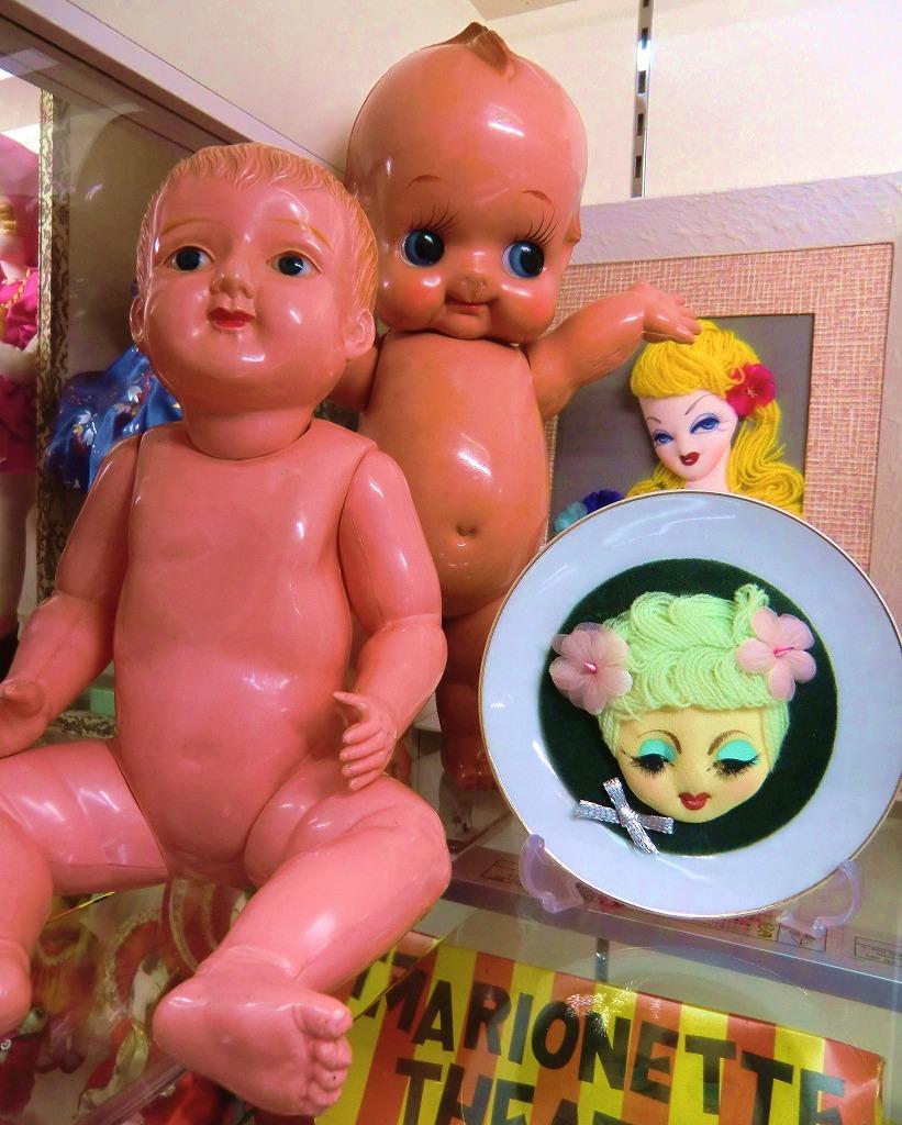特大セルロイド人形